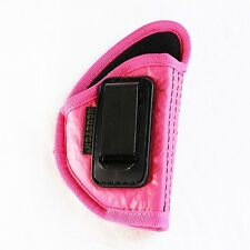 Pink IWB Gun Holster for Women - You'll Forget You're Wearing It! Choose Model