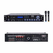Pyle PWMA3003BT Bluetooth hybrid amplifier Receiver, 3000 Watt