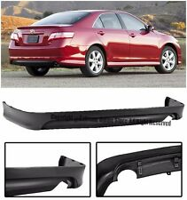 For 07-09 Toyota Camry SE Style Replacement Rear Lower Bumper Lip Spoiler Kit
