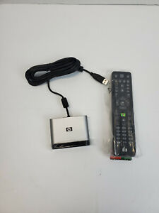 HP Media Center IR Infrared Receiver Sensor No. OVU400103/00 With Remote No. 50