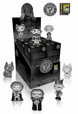 FUNKO Game of Thrones Mystery Mini Series 12 Pack In Memoriam Set CASE SDCC 2014