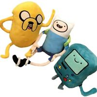 Cute Adventure Time Plush Toys Finn Jake Penguin Doll Soft Stuffed Animal Dolls