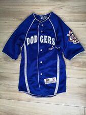 True Fan Los Angeles Dodgers Youth Baseball Jersey Size XS