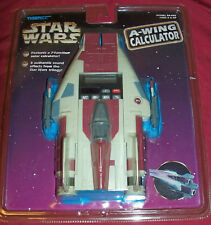 Vintage Star Wars A-Wing Calculator Fighter Old Collectible Return of the Jedi