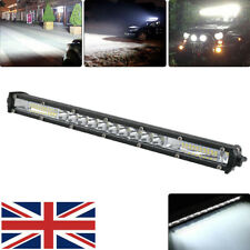 LED Work Light Bar Flood Spot Lights Driving Lamp Offroad Car Truck SUV 12-24V