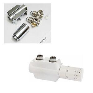 Buderus Design Thermostatkopf Armatur Multiblock-Set Universal Armatur Neu ! OVP