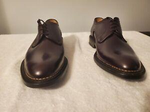 Bally Norewegian Dress Shoes 11 Made in Switzerland
