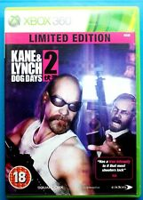 Kane & Lynch 2 - Dog Days - XBOX 360 - FREE POSTAGE