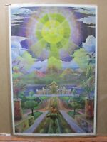 The temple of the golden Rose Vintage 1970 poster Inv#G2621