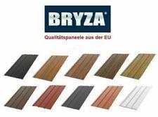 Bryza Kunststoffpaneele mehrfarbig Paneele Wandverkleidung Unterdach Verkleidung