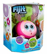 FIJIT FRIENDS YIPPITS FIGURE PATTER PINK INTERACTIVE ELECTRONIC CHILDS TOY