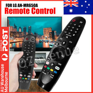 For LG AN-MR650A Remote Control Replacement Controller Magic Smart TV