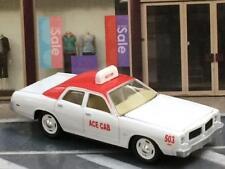 TAXI CAB 1977 77 Dodge Monaco Sedan ACE CAB Car 1/64 Scale Limited Edition B33