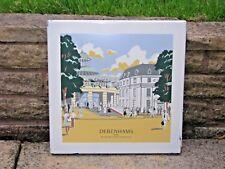 "1970s  RARE, ORIGINAL HEAVY  ENAMEL ""DEBENHAMS at Centre Court WIMBLEDON""  Sign"