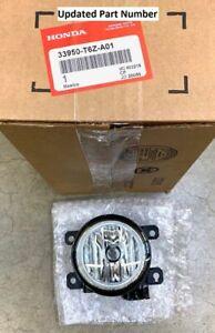 Genuine Honda Left (Driver) Side Fog Lamp Light Assembly 33951-TY0-305