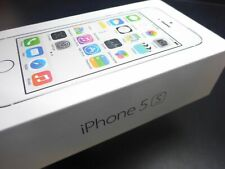 nur VERPACKUNG für iPhone 5S SILVER 32GB * ohne iPhone * Box Schachtel APPLE