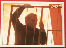 JAMES BOND - Quantum of Solace - Card #081 - Greene Hits Himself With A Fire Axe