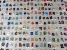 Huge Lot Of Mixed Assorted Beads Jewelry Craft Making Supplies 25 Bags