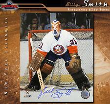 Billy Smith SIGNED Islanders 8X10 Photo -70464