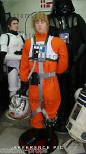 Star Wars Prop X-Wing Pilot Complete Suit + Helmet & Chest Box - Tailored Sized