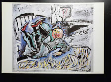 Rare carte postale Tintin