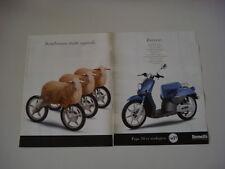 advertising Pubblicità 1999 BENELLI PEPE 50