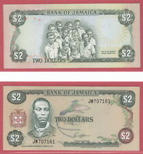 JAMAIQUE BILLET 2 DOLLARS NEUF