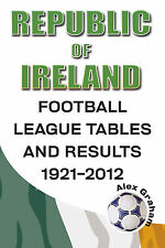 Republic of Ireland - Football League Tables and Results 1921-2012 - Statistics