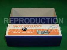 Dinky #751 (386) Lawn Mower - Reproduction Box by DRRB