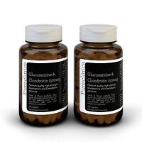 1500mg Glucosamina & Condroitina - 6 meses tratamiento - más eficaz g&c