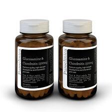 1500mg Glucosamine et Chondroitin - 6 mois approvisionnement - plus efficace G&C