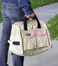 Genuine Brown Nikon DSLR Should Hand Carry Bag D800 D800E backpack D5100 Kit USA