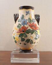 Beau vase en céramique de VALLAURIS années 40'/50' de J. MASSIER