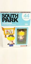 South Park Micro Construction Sets Toolshed & Top Bad Guys Board 44 Pcs w Figure