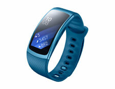 Samsung Gear Fit 2 Android Smart Watch SM-R360 - Blue - Large