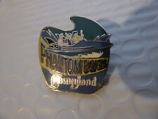 Disney Trading Pins 358 Dl - 1998 Attraction Series - Phantom Boats
