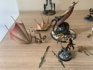 Morathi Daughters of Khaine Warhammer Age of Sigmar Painted Assembly Needed