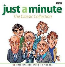 Just a Minute: The Classic Collection: 11 CD AUDIO BOOK NEW UNPLAYED