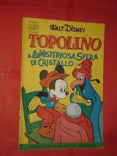 GLI ALBO D'ORO DI TOPOLINO-n° 36 -L-annata del 1954-originale mondadori- disney