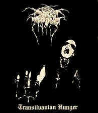 DARKTHRONE cd cvr TRANSILVANIAN HUNGER Official SHIRT MED New transylvanian