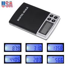 Pocket Jewelry Digital Scale 1000g x 0.1g for powder gems food herbs silver
