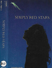 SIMPLY RED STARS CASSETTE SINGLE Electronic Downtempo, Synth-pop Mick Hucknall