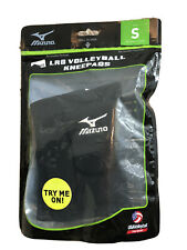 Mizuno Lr6 Volleyball Kneepads Size Small Size Fast Shipping Usa- One Pair