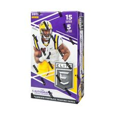 2017 Panini Elite Draft Picks Collegiate Football Hobby Box