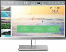 HP EliteDisplay E233 23-Inch Screen LED-Lit Monitor (1FH46A8#ABA) Silver