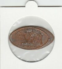 Pressed Pennies Elongated Penny - Bass Pro Shops - Outdoor World - Bear (b128)