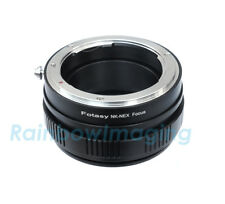 Nikon Lens to Sony NEX Adapter/ Macro Focusing Helicoid  NEX-7 NEX-5R NEX-5T