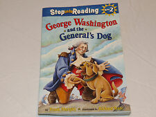 George Washington and the General's Dog by Frank Murphy step 2 into readin book#
