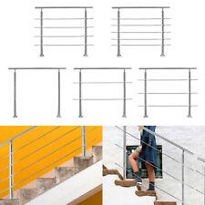 Geländer Treppengeländer Edelstahl Handlauf Balkongeländer Treppe Innen&Außen