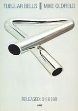 Mike Oldfield - Tubular Bells III - Full Size Magazine Advert